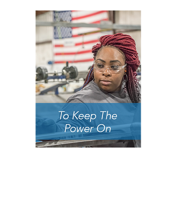 Employee Manufacturing Electric Utility Products